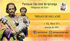 Tríduo de São José